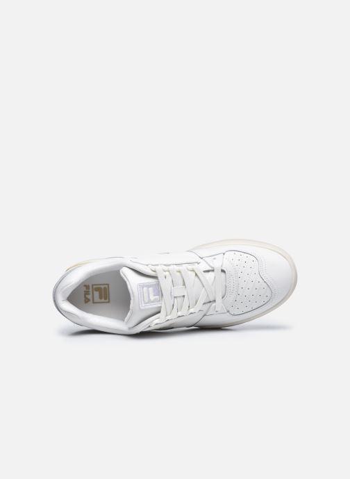 Sneaker FILA Netpoint L Low weiß ansicht von links