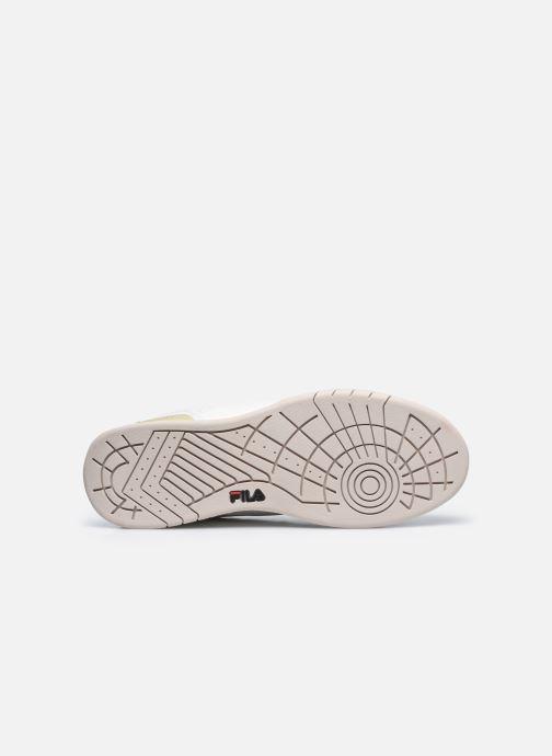 Sneaker FILA Netpoint L Low weiß ansicht von oben