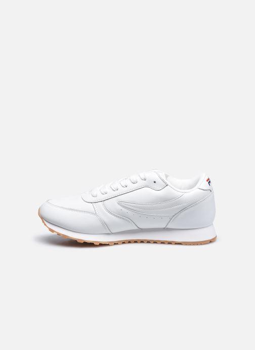 Sneaker FILA Orbit Jogger Low weiß ansicht von vorne