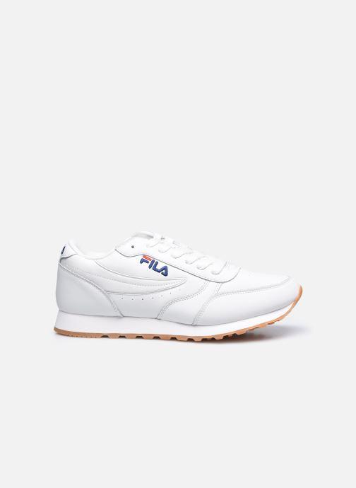 Sneaker FILA Orbit Jogger Low weiß ansicht von hinten