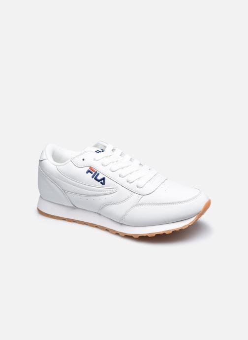 Sneaker FILA Orbit Jogger Low weiß detaillierte ansicht/modell