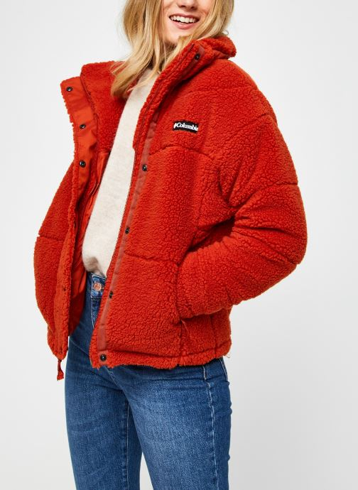 Vêtements Accessoires Columbia Lodge Baffled Sherpa Fleece