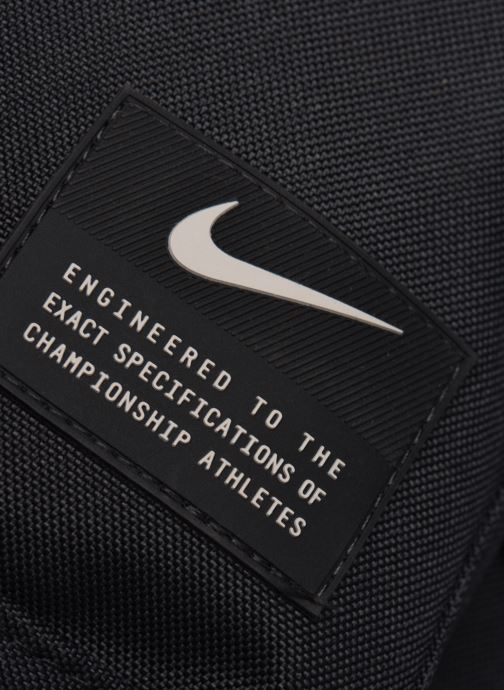 Bolsas de deporte Nike Nk Utility M Power Duff Negro vista lateral izquierda