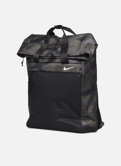 Sacs à dos Nike W Nk Radiate Bkpk - Camo Vert vue portées chaussures