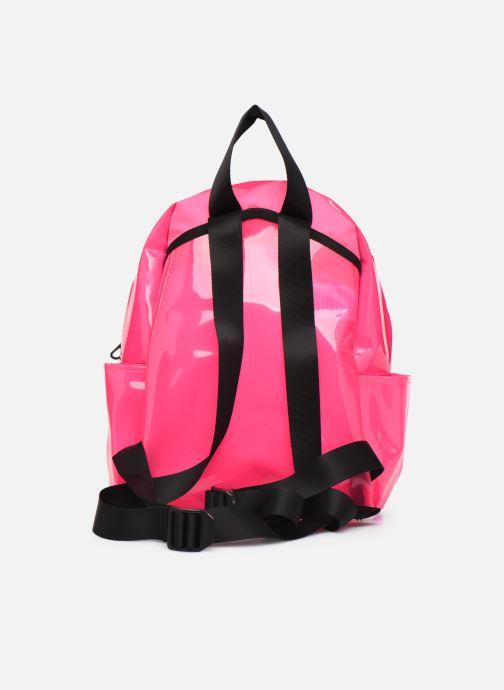 Mochilas Nike Nk Jdi Mini Bkpk - Clear Rosa vista de frente
