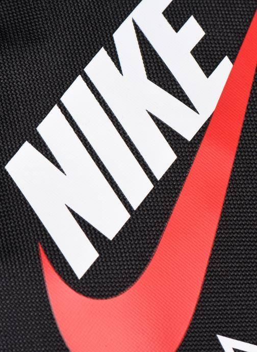 Rucksäcke Nike Nk Heritage Bkpk - Nk Air schwarz ansicht von links