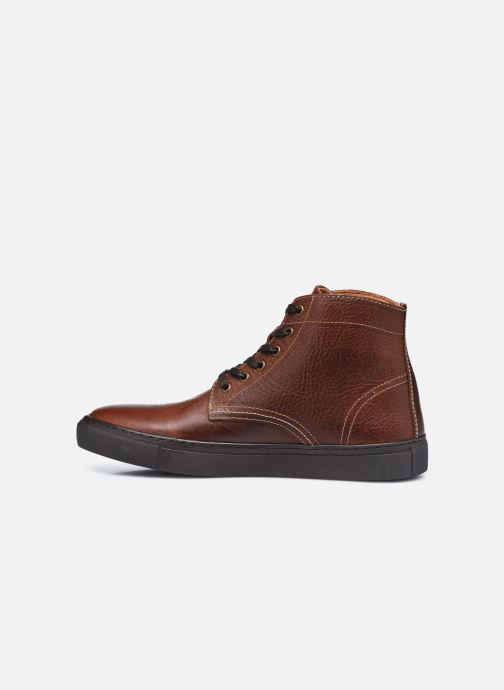 Sneaker Mr SARENZA Norland braun ansicht von vorne