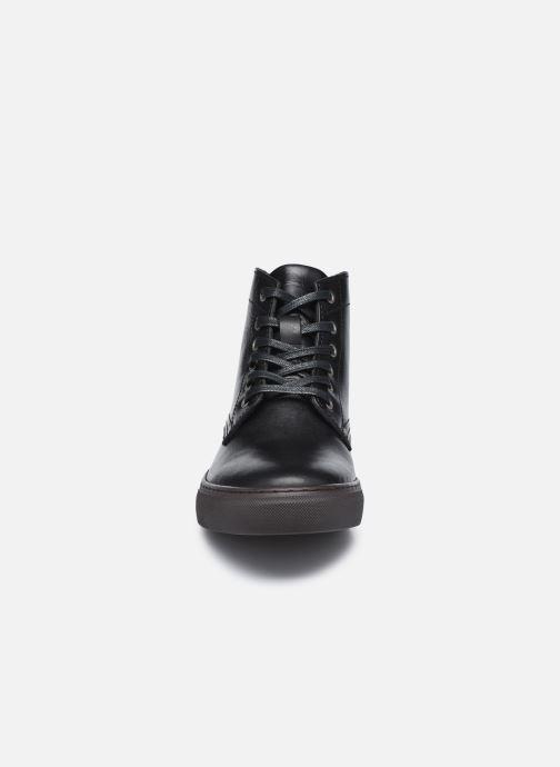 Baskets Mr SARENZA Norland Noir vue portées chaussures
