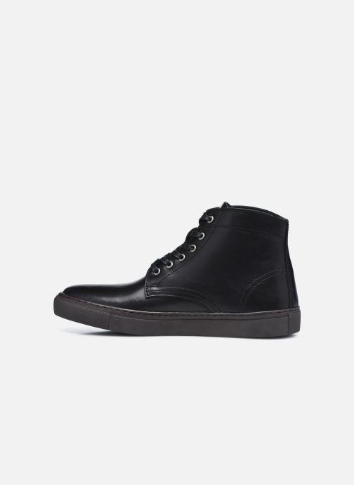Sneaker Mr SARENZA Norland schwarz ansicht von vorne