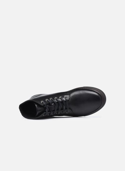 Sneaker Mr SARENZA Norland schwarz ansicht von links