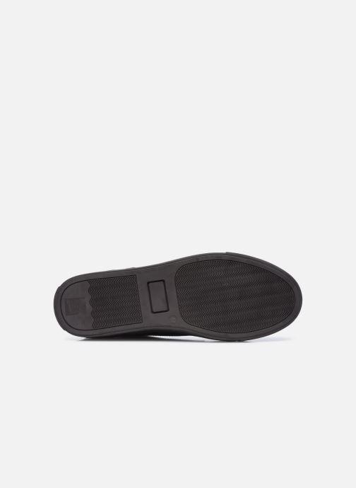 Sneaker Mr SARENZA Norland schwarz ansicht von oben