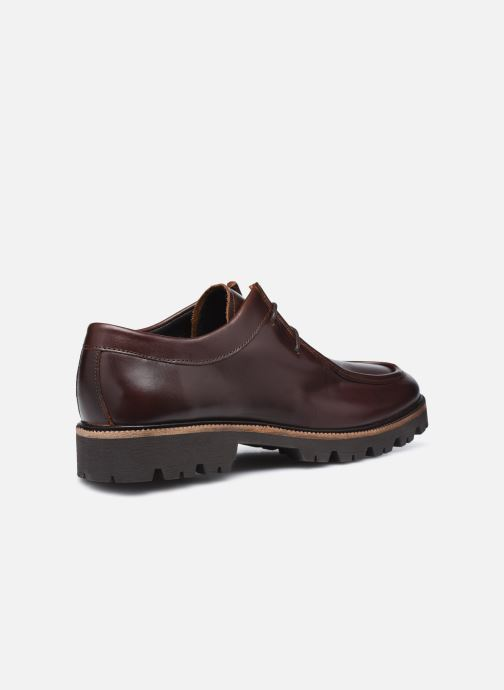 Zapatos con cordones Mr SARENZA Neston Marrón vista de frente