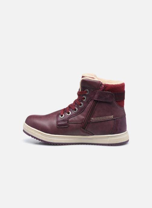 Sneakers Kickers Yepo WPF Viola immagine frontale