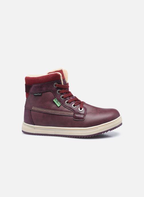 Sneakers Kickers Yepo WPF Viola immagine posteriore
