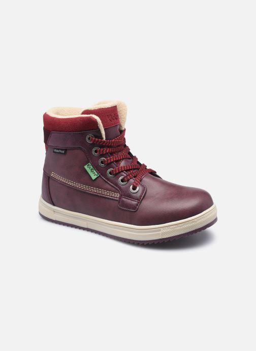 Sneakers Kickers Yepo WPF Viola vedi dettaglio/paio
