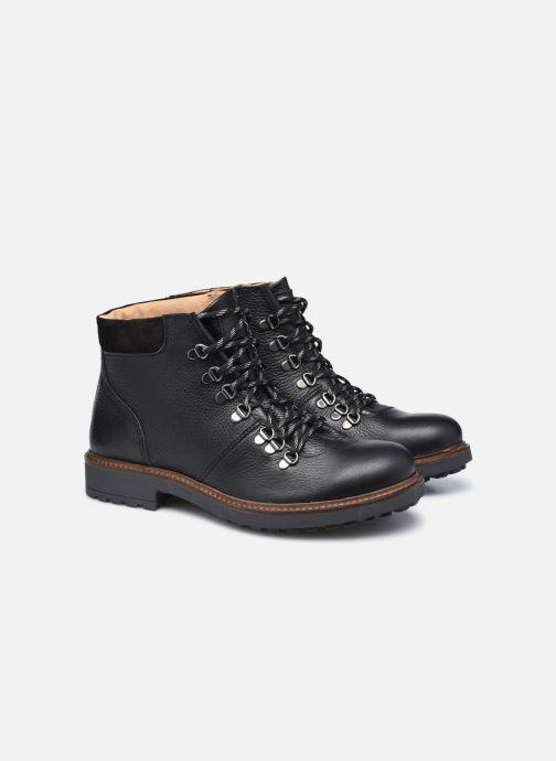 Stiefeletten & Boots Mr SARENZA Sully schwarz ansicht von hinten