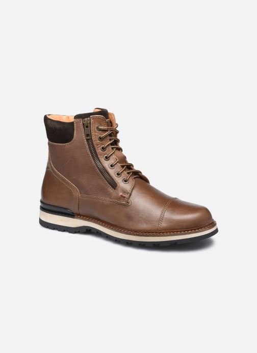 Bottines et boots Mr SARENZA Silvano Marron vue droite