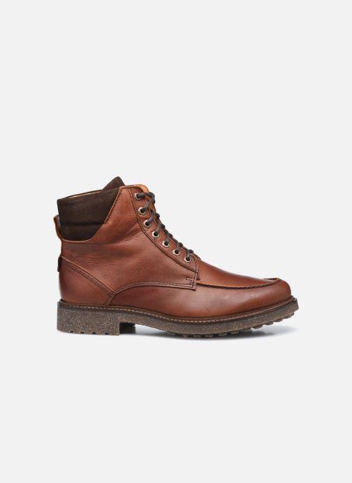 Boots en enkellaarsjes Mr SARENZA Santino Bruin detail