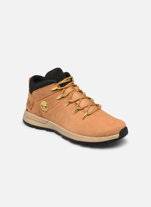 Sneaker Timberland Sprint Trekker Mid beige detaillierte ansicht/modell