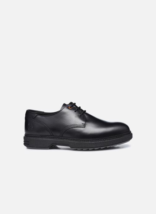 Zapatos con cordones Timberland RR 4610 Derby Negro vistra trasera