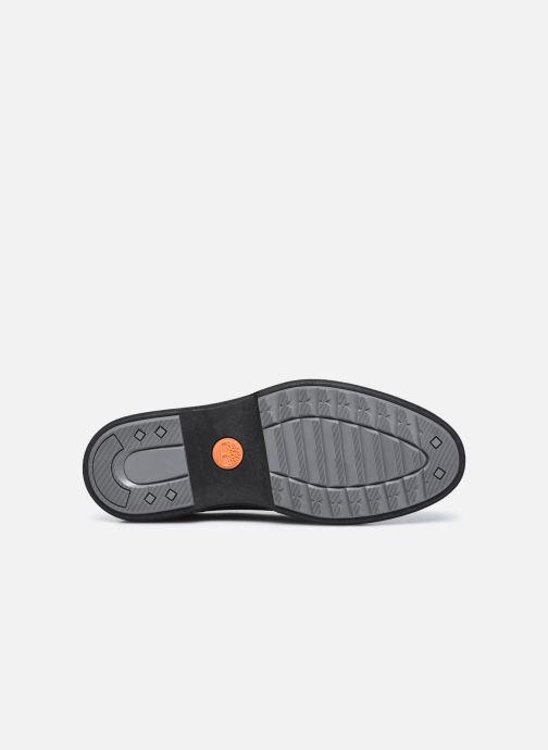 Zapatos con cordones Timberland RR 4610 Derby Negro vista de arriba