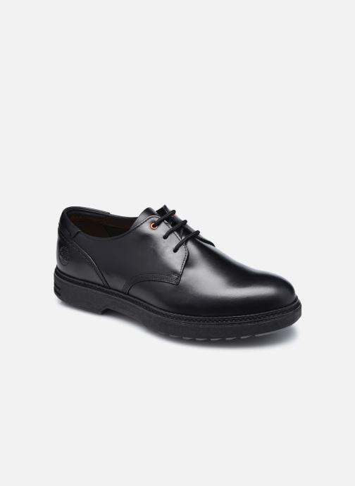 Zapatos con cordones Timberland RR 4610 Derby Negro vista de detalle / par