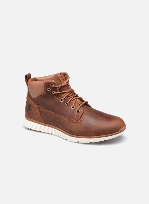 Bottines et boots Timberland Killington Chukka 2.0 Marron vue détail/paire