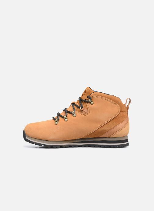 Sneaker Timberland Splitrock 3 beige ansicht von vorne