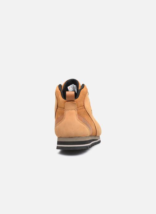 Sneaker Timberland Splitrock 3 beige ansicht von rechts