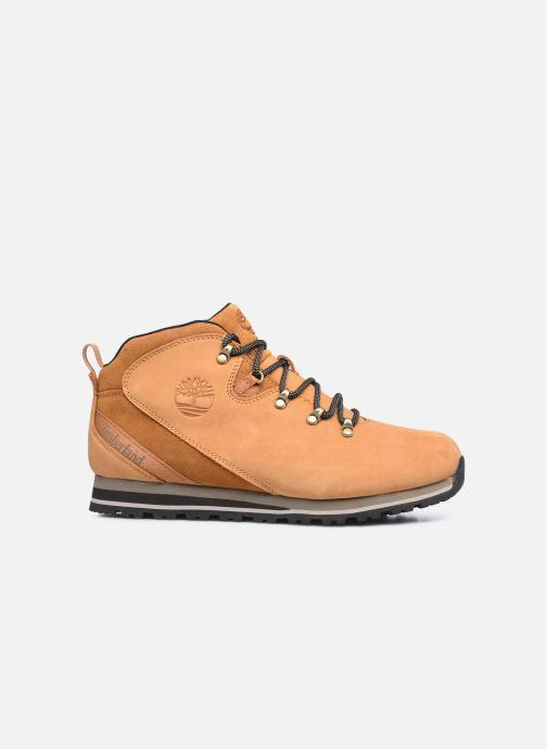 Sneaker Timberland Splitrock 3 beige ansicht von hinten