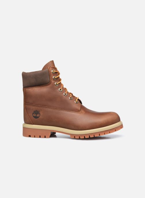 Stiefeletten & Boots Timberland 6in Heritage EK+ braun ansicht von hinten
