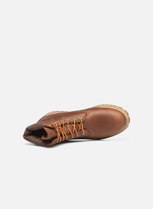 Stiefeletten & Boots Timberland 6in Heritage EK+ braun ansicht von links