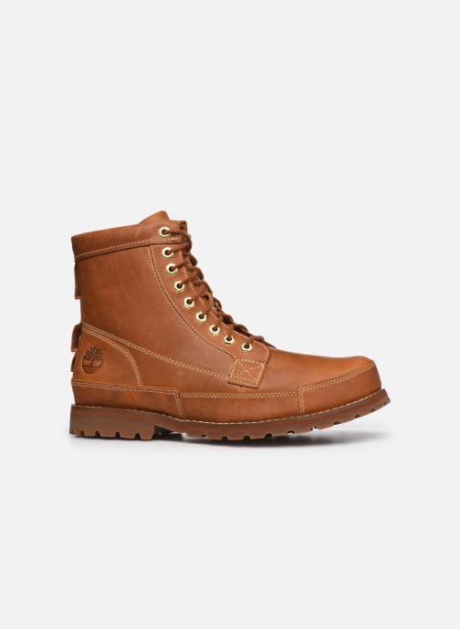 Stiefeletten & Boots Timberland Originals II Lthr 6in Bt braun ansicht von hinten
