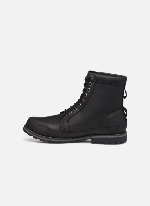 Stiefeletten & Boots Timberland Originals II Lthr 6in Bt schwarz ansicht von vorne
