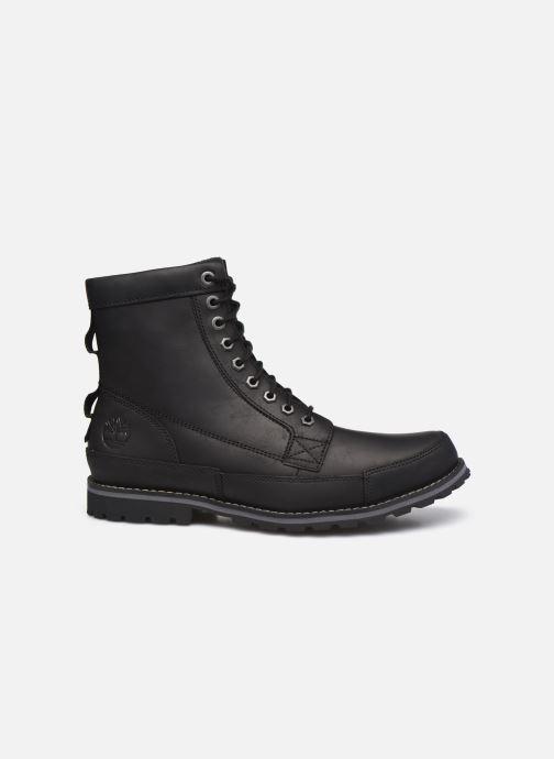 Stiefeletten & Boots Timberland Originals II Lthr 6in Bt schwarz ansicht von hinten