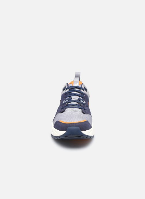 Deportivas Timberland Tree Racer Textile Sneak Azul vista del modelo