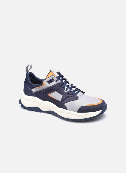 Deportivas Timberland Tree Racer Textile Sneak Azul vista de detalle / par
