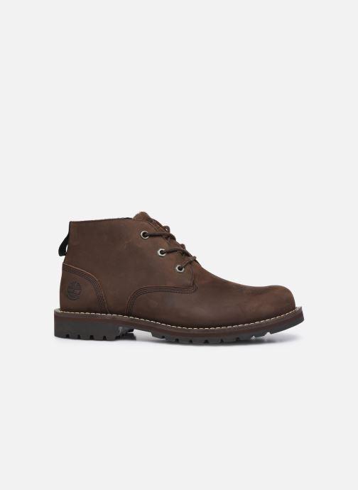 Stiefeletten & Boots Timberland Larchmont II WP Chukka braun ansicht von hinten
