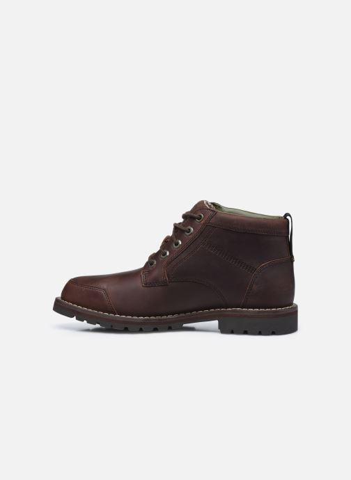 Bottines et boots Timberland Larchmont II Chukka Marron vue face