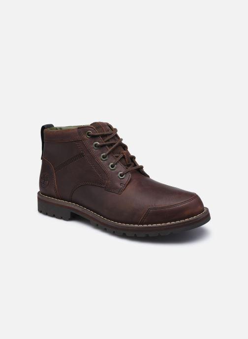 Bottines et boots Timberland Larchmont II Chukka Marron vue détail/paire