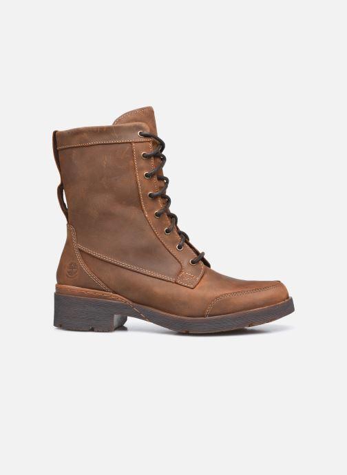 Stiefeletten & Boots Timberland GraceynMidLaceUpWP braun ansicht von hinten