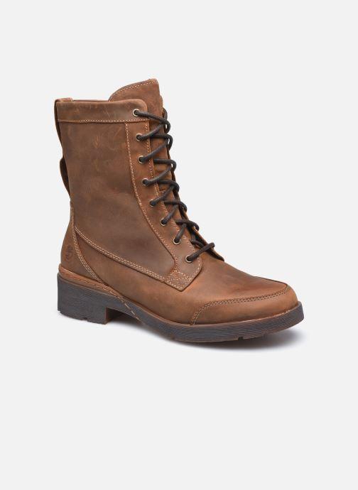 Stiefeletten & Boots Timberland GraceynMidLaceUpWP braun detaillierte ansicht/modell