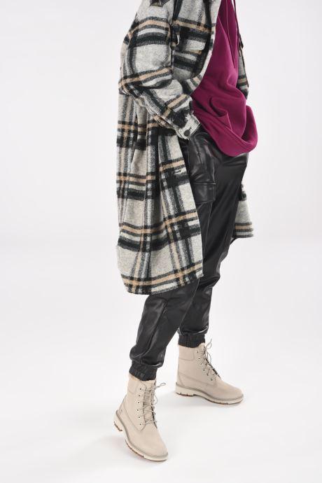 Stiefeletten & Boots Timberland Lucia6inWarmLinedBootWP grau ansicht von unten / tasche getragen