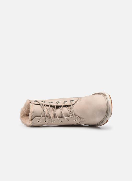 Stiefeletten & Boots Timberland Lucia6inWarmLinedBootWP grau ansicht von links