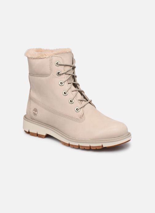 Stiefeletten & Boots Timberland Lucia6inWarmLinedBootWP grau detaillierte ansicht/modell