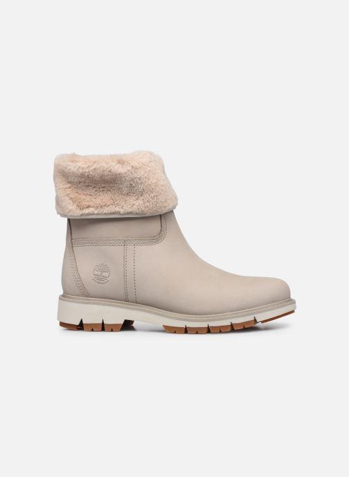 Stiefeletten & Boots Timberland LuciaPullOnFauxFurFDWP grau ansicht von hinten