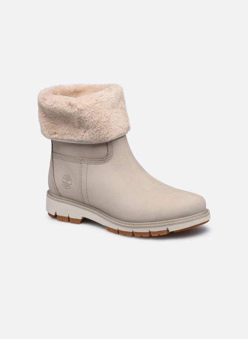 Boots en enkellaarsjes Timberland LuciaPullOnFauxFurFDWP Grijs detail