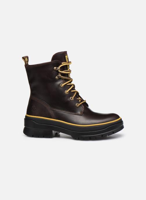 Stiefeletten & Boots Timberland Malynn Mid Lace EK+ WP braun ansicht von hinten