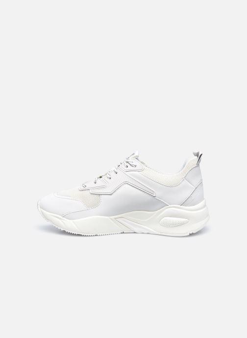 Sneaker Timberland DelphivilleTextileSneaker weiß ansicht von vorne