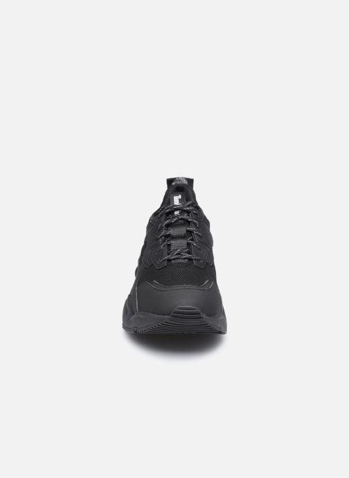 Sneaker Timberland DelphivilleTextileSneaker schwarz schuhe getragen